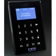 GES EKB2 LCD Black Eldes