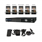 GES DVR HR9000A